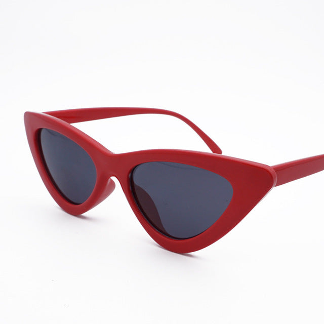 nostalgic retro cat eye sunglasses - AfterAmour