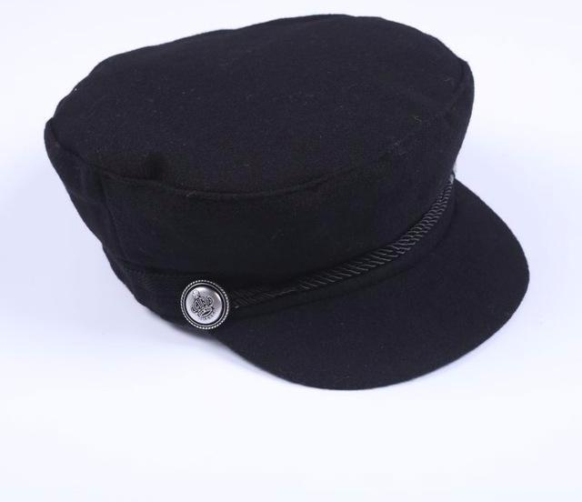 conductor amour beret cap - AfterAmour