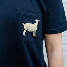 Butters Navy Tee
