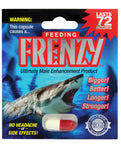 Name Your Price | Feeding Frenzy Ultimate Male Enhancement - 1 Capsule | Sexual Enhancers |Adventure Industries | Only at evalaide.com