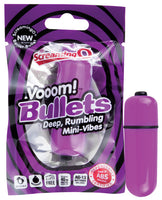 Name Your Price | Screaming O Vooom Bullet - Grape | Stimulators |Bushman Products | Only at evalaide.com