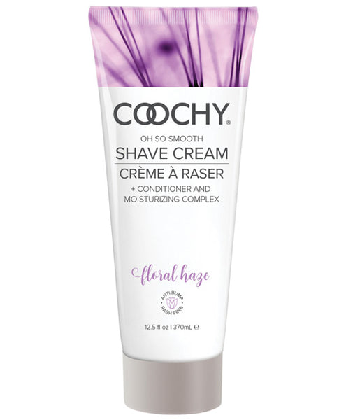 Name Your Price | Coochy Shave Cream - 12.5 Oz Floral Haze | Body & Bath Products |Classic Erotica | Only at evalaide.com