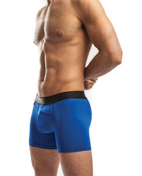Name Your Price | Jack Adams Air Trainer Boxer Brief Royal Md | Clothing And Lingerie |Jack Adams Group | Only at evalaide.com