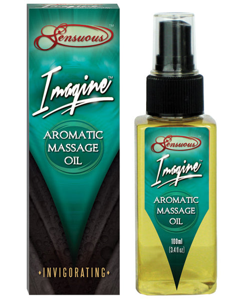 Sensuous Aromatic Massage Oil - 100 Ml Imagine, Massage Products, Sensuous - Only at Evalaide.com