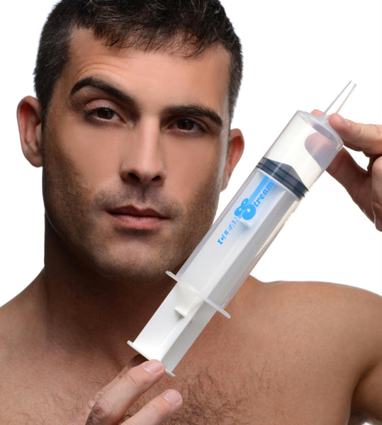 150ml Enema Syringe, Anal Toys, Cleanstream - Only at Evalaide.com