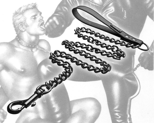 Name Your Price | Tom of Finland Leash | Bondage Gear |Tom Of Finland | Only at evalaide.com