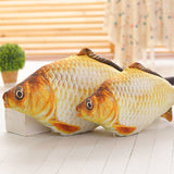 Giant Realistic Fish Pillow