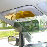 Day and Night Sun Visor - Transparent Sun Visor Helps Reduce Brightness During Day, Glare During Night