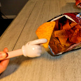 Hand Shaped Potato Chip Grabber Arm