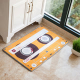 Vintage Cassette Tape Indoor Rug