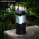 Collapsible 30 LED Camping Lantern