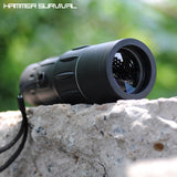 Dual-Focus Monocular: 16x Magnification
