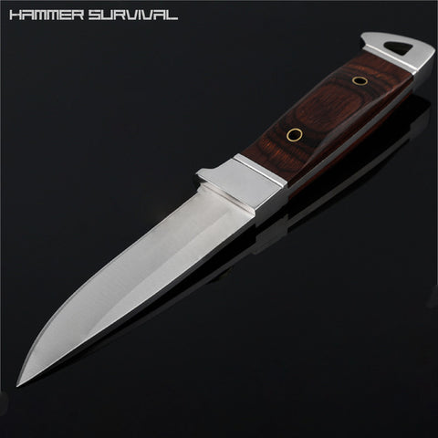 "HS-7B Fixed Blade Hunting Knife (18cm / 7"")"