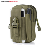 MOLLE Military Waist Pack