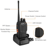 Baofeng Two-way Radio (16 Channel) - Pair