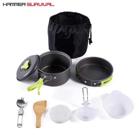 Camp Cookware Set