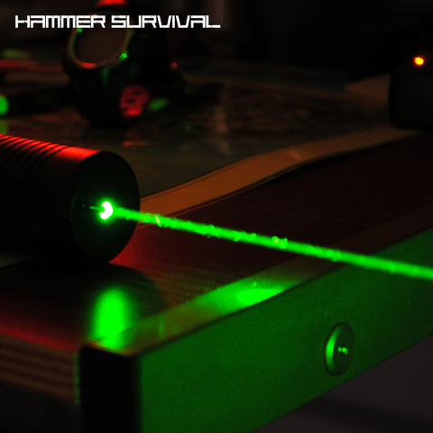 GTX Series High Power Tactical Green Laser
