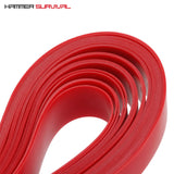 0.7mm Flat Slingshot Bands (10)