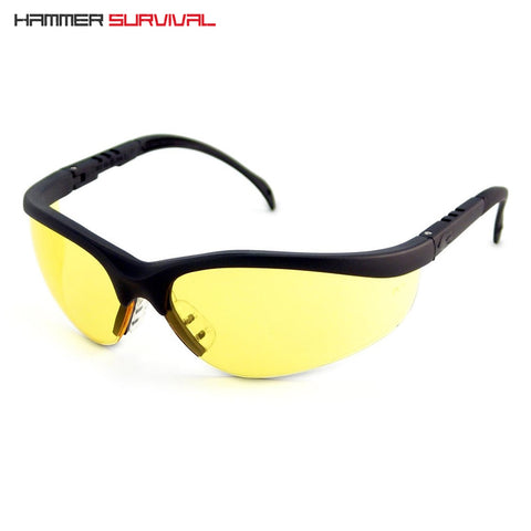UV400 Safety Glasses