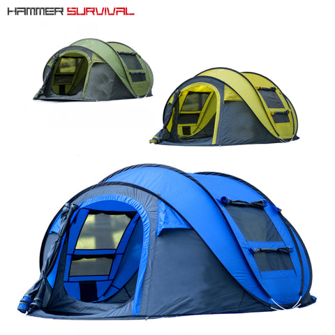 Stormproof Pop-Up Tent (3-4 person)