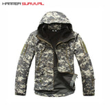 Men's Waterproof Military Jacket