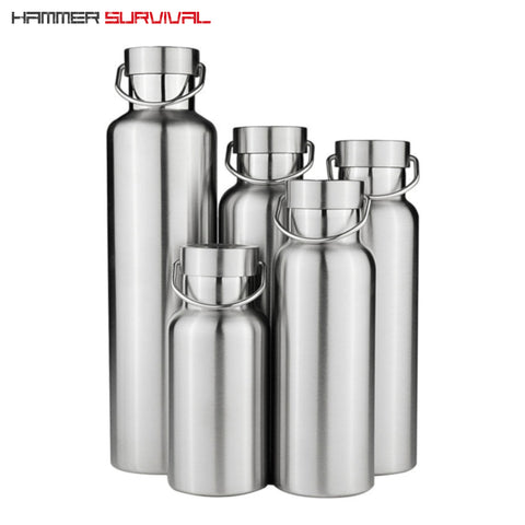 Vacuum Insulated Water Bottles (10 - 34oz)