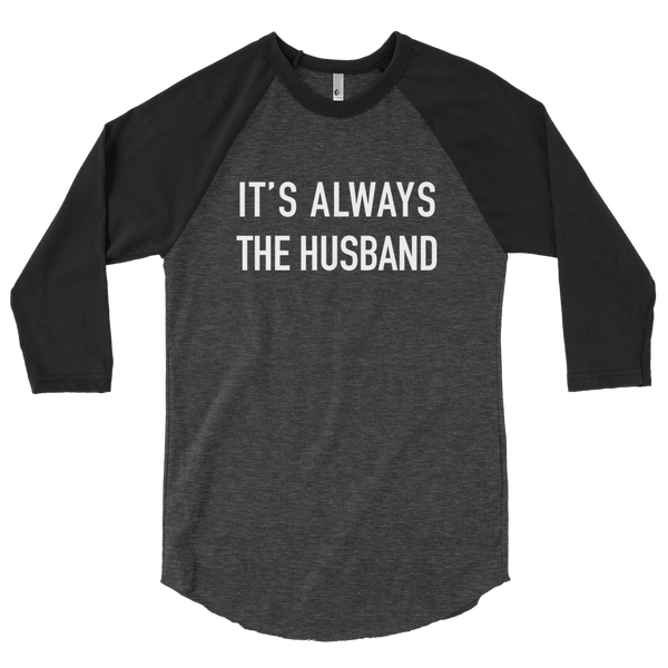 Always the Husband