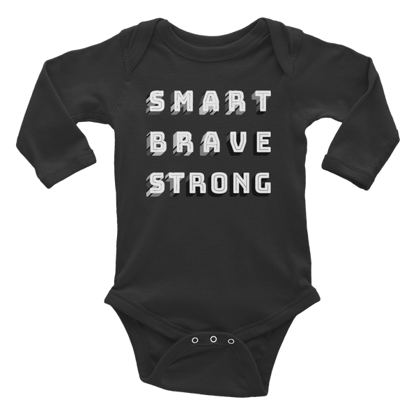 Smart Brave Strong