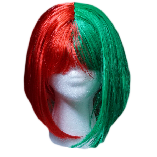 Sia Christmas.Sia Red And Green Wig Pre Order Everyday Is Christmas Sia Official Store