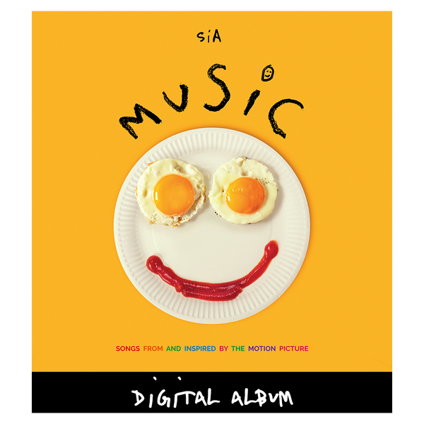 'Music' Digital Album