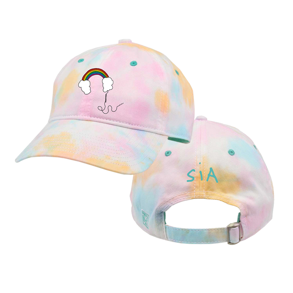 Headphones Tie Dye Twill Cap
