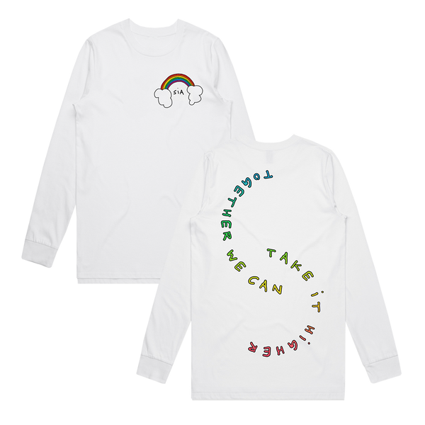 Together Gradient Logo Long Sleeve