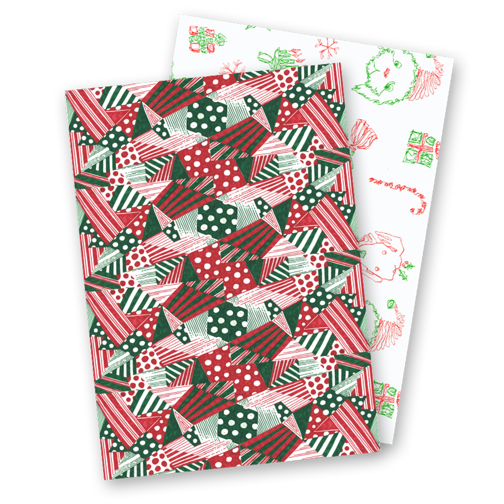 everyday is christmas wrapping paper pre order orders will ship by november 17