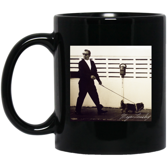 Meyer Lansky TM signature Dog Walk Mug