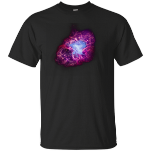 Crab Nebula Multi Wavelength Space Shirt