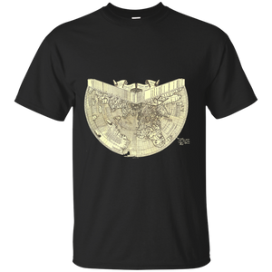 Ruysch Map Shirt