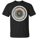 Jupiter South Pole Space Shirt
