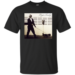 Meyer Lansky TM signature Miami Dog Walk Shirt