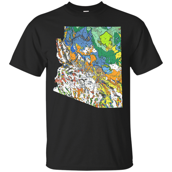 Arizona Geology Shirt