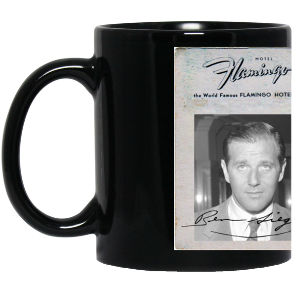 Meyer Lansky TM signature Flamingo Ben & Meyer Mug