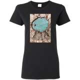 Crater Lake Topographic Map Shirt