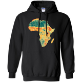 Africa Eco Footprint Geo Shirt