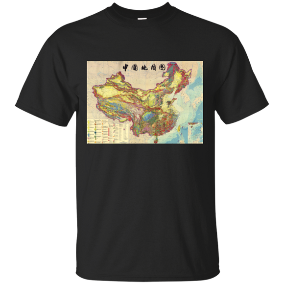China Geology Shirt