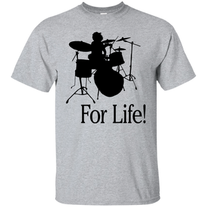 Rock Drummer For Life