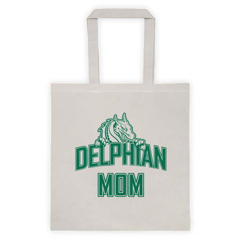 Delphian Mom Tote bag