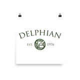 Delphian School Art Print