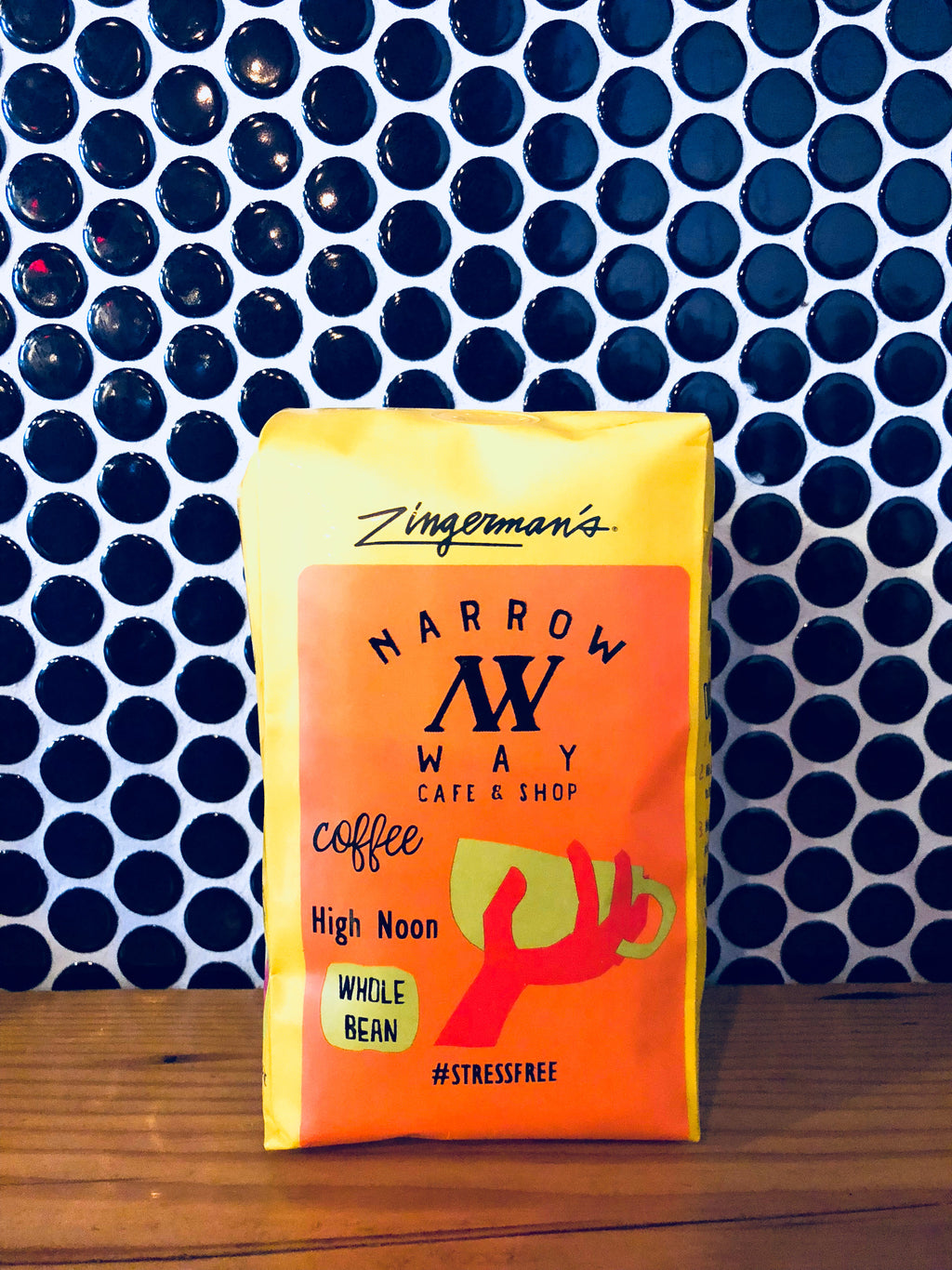 12oz Retail Coffee Bag - High Noon Coffee Beans