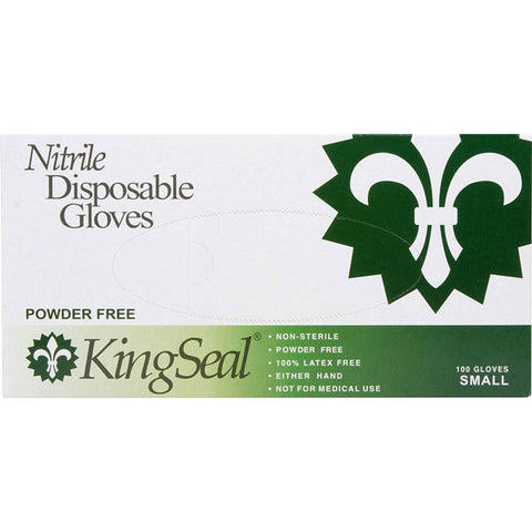Nitrile General Purpose Grade Gloves, Powder-Free