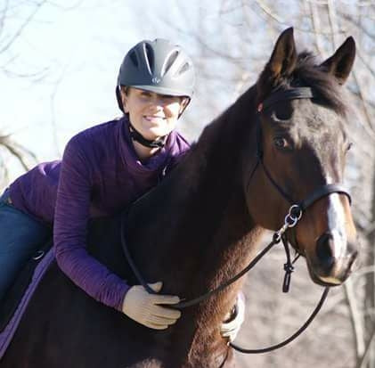Journey to the Retired Racehorse Project Makeover - by Kallie Zeinstra