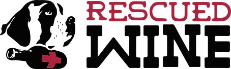 Rescued Wine Logo